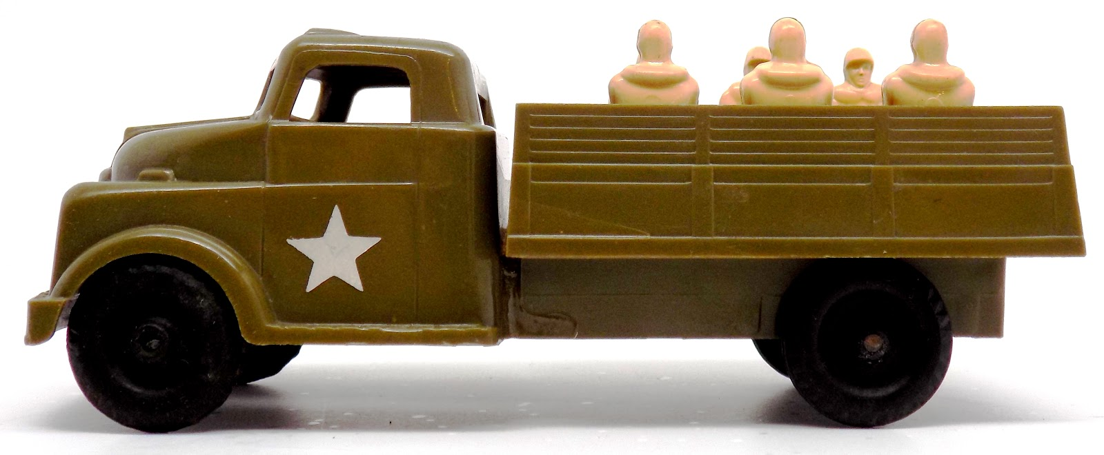 Toys and Stuff: Pyro Army Soldier (aka Troop) Transport Truck ...