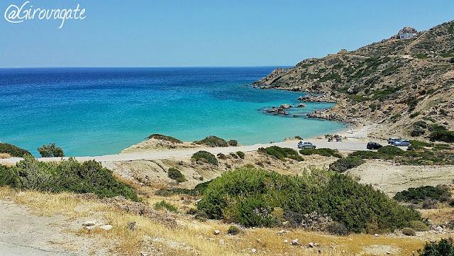 damatria spiaggia karpathos