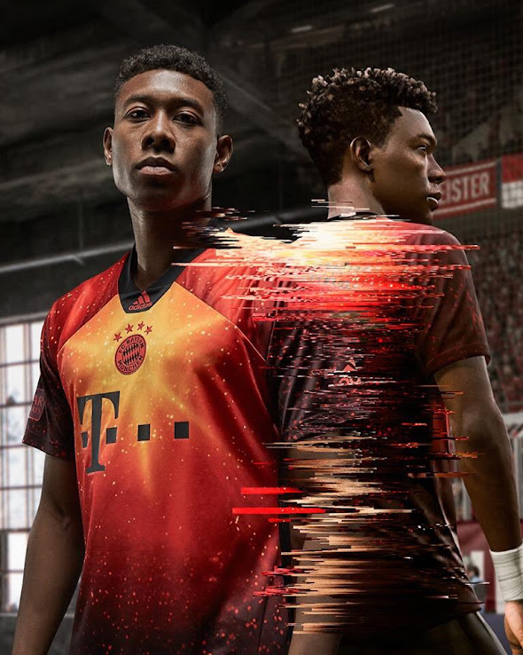 best loved 34e72 98b53 Absolutely Crazy: Adidas x EA Sports Bayern, Juventus ...