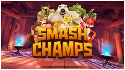 Download Game Android Gratis Smash Champs apk + obb