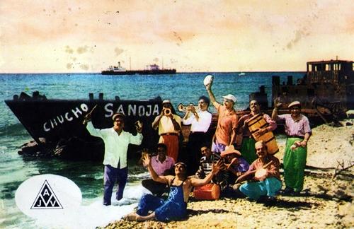 Chucho Sanoja - Lamento Naufrago