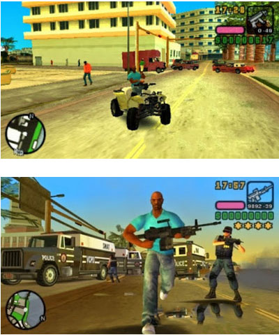 Downlolad Grand Theft Auto(GTA) Vice City Stories ISO For PPSSPP Free Terbaru