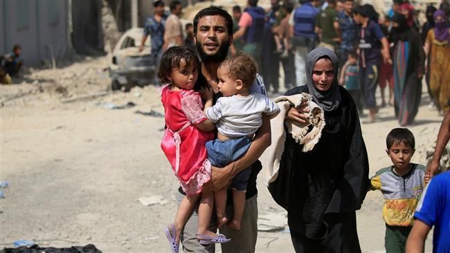 100,000 children in dangerous conditions in Iraq's Mosul: UNICEF