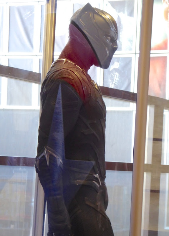 Black Panther costume Captain America Civil War