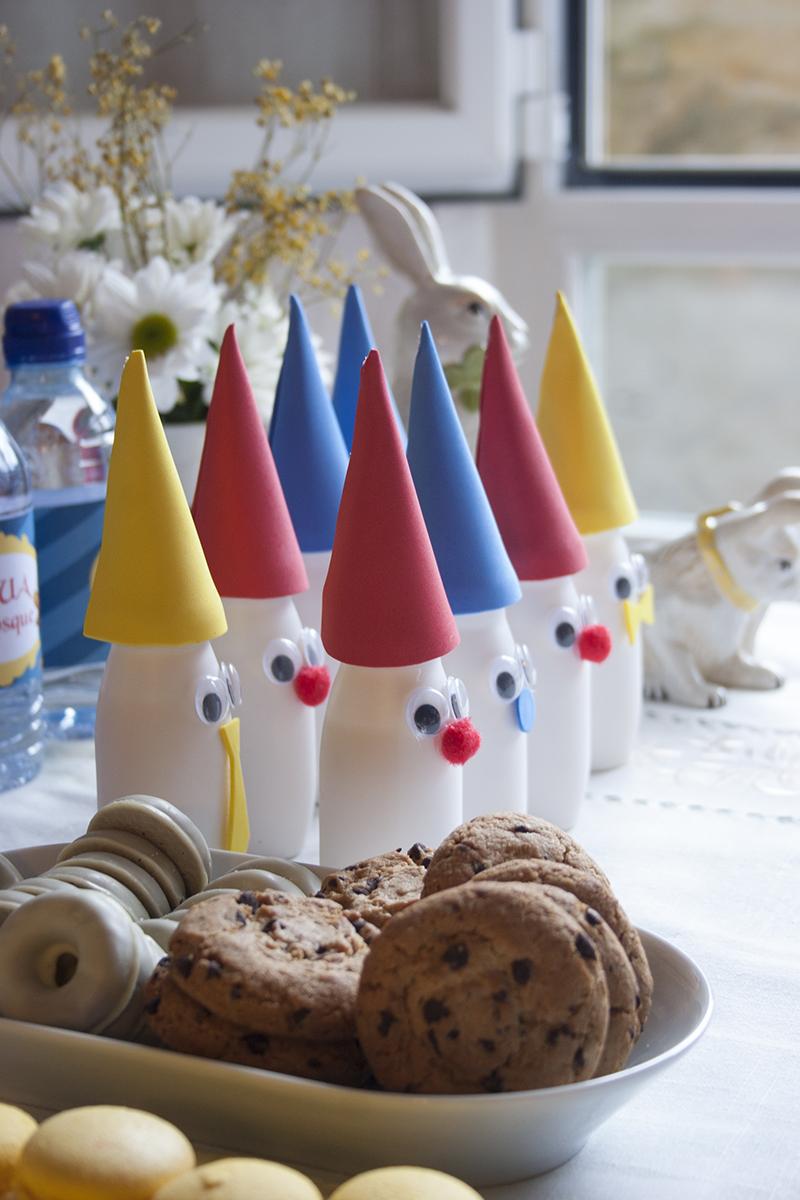 Decorar en familia: Merienda de cumpleaños temática Blancanieves3