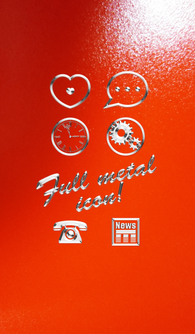Full metal icon!