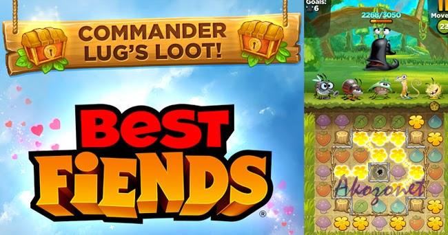 Best fiends puzzle adventure apk