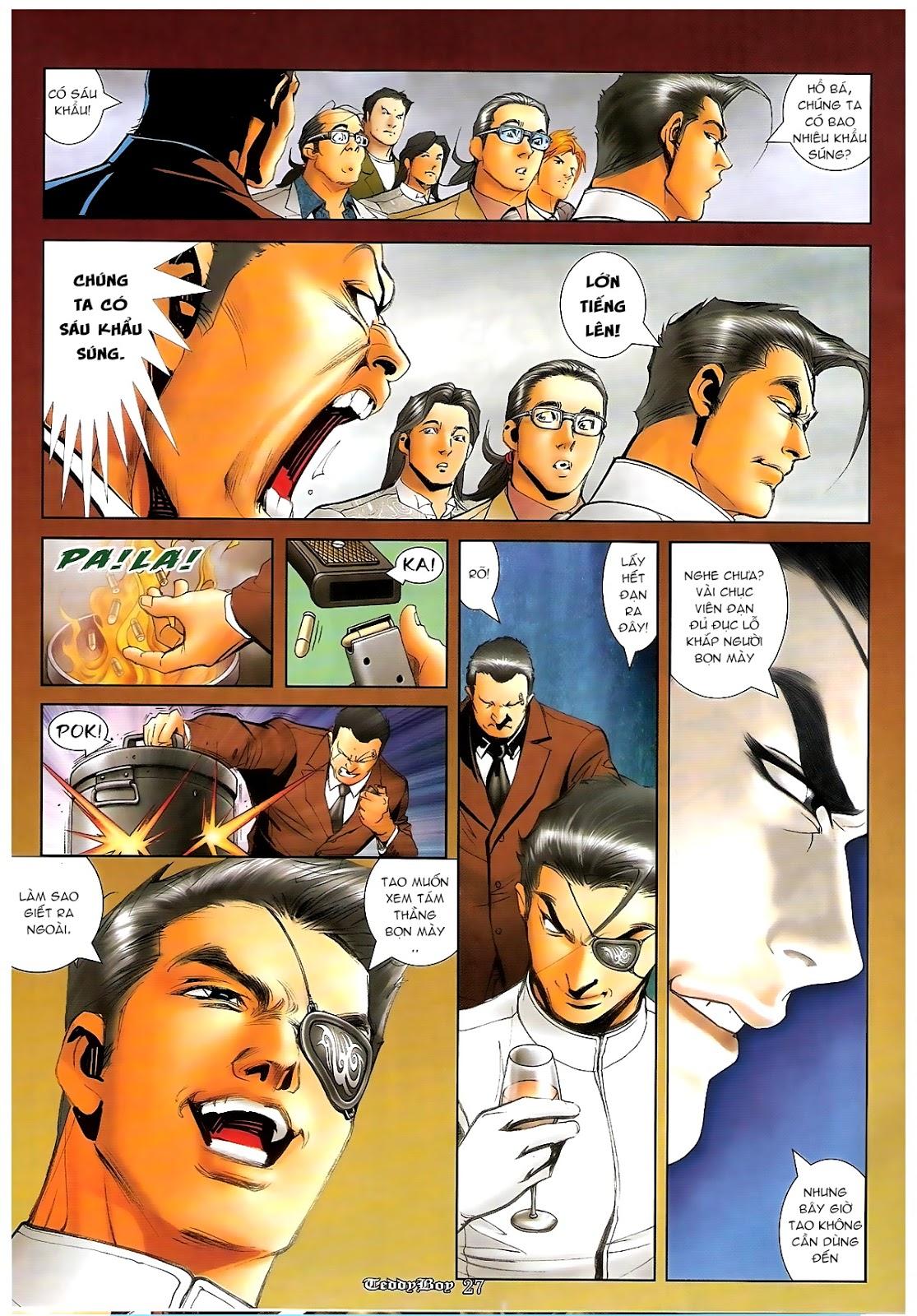 Người Trong Giang Hồ - Chapter 1219: Sống chết cũng theo - Pic 24