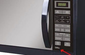 Grill Microwave Ovens