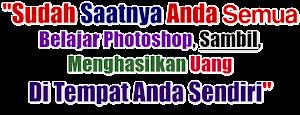 Cara Edit Dan Cetak Photo Di Photoshop