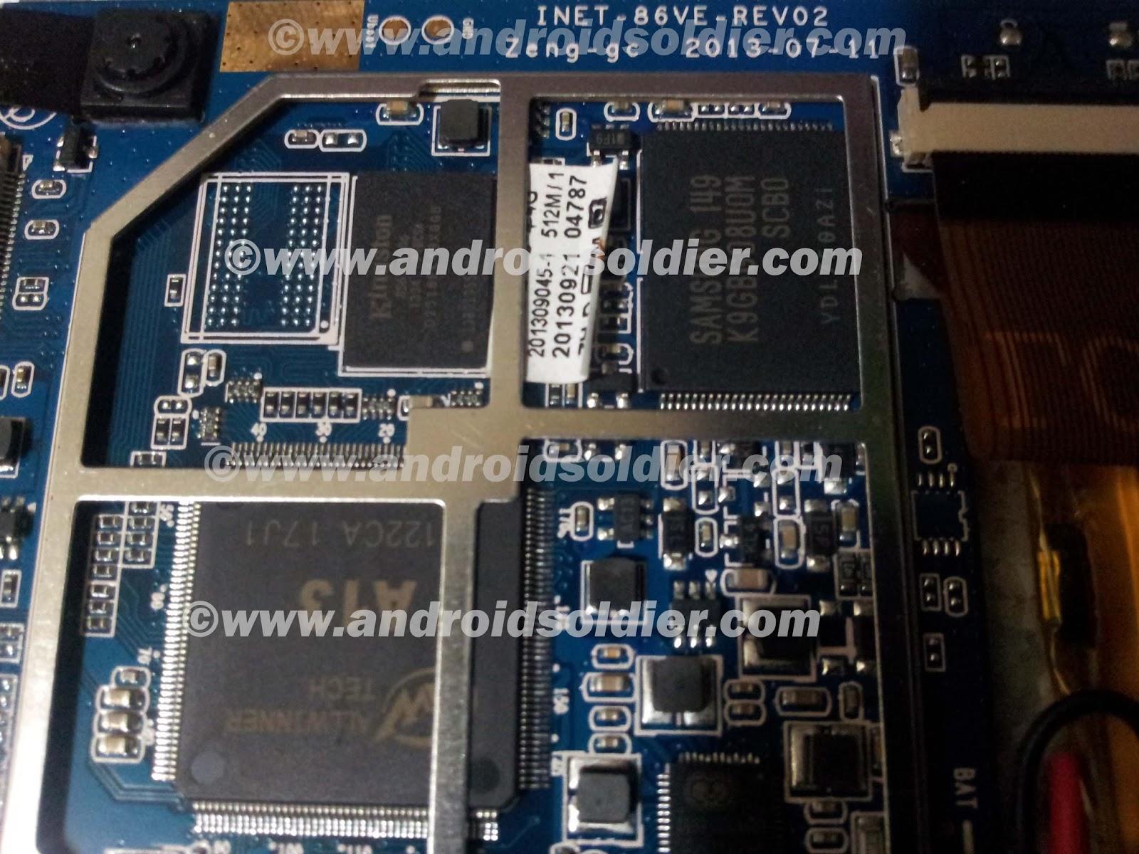 Epad a721j firmware download.