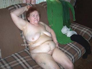 very old grandmas nude