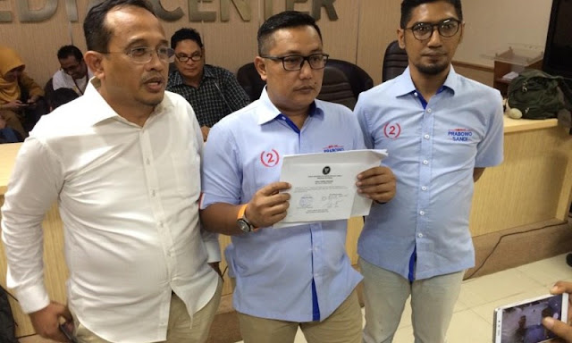 Seluruh Komisioner KPU Dilaporkan ke DKPP Terkait Pelanggaran UU Pemilu