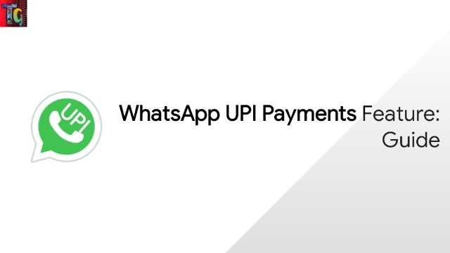 Enable WhatsApp UPI Payments