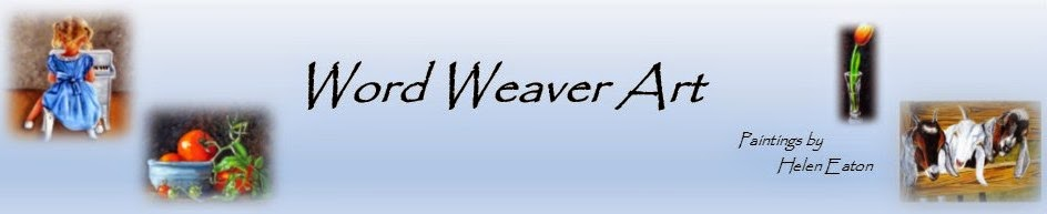 Word Weaver Art