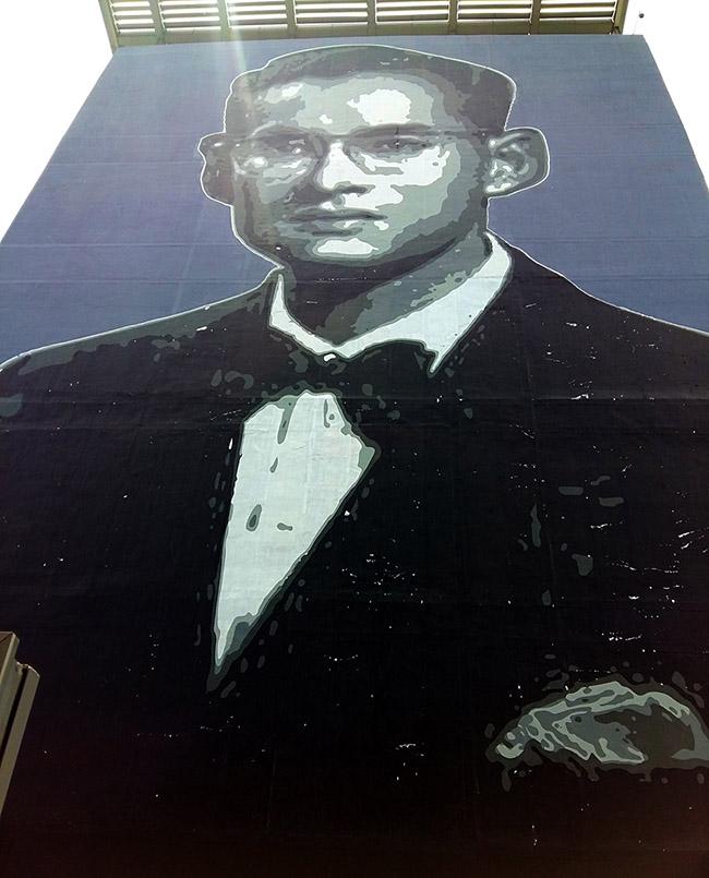 BACC Rama IX Mural Art: Mue Bon x Kanaet x Kittimonto x TK31 & ABI
