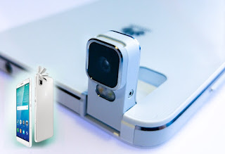 el nuevo telefono inteligente huawei shot