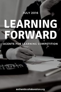 Learning Forward: Agents for Learning Competition from authenticcollaboration.org #teacher #agency #ESSA #policy