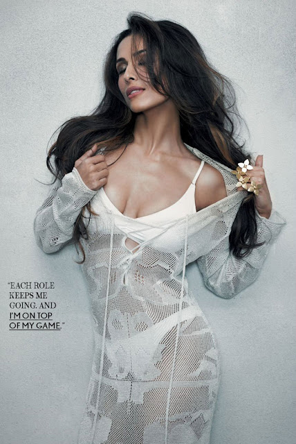 Malaika Arora Khan's Hot Maxim Photo-shoot 2014