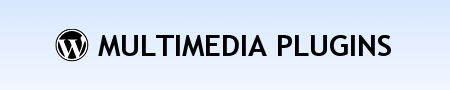 мультимедийные плагины для wordpress