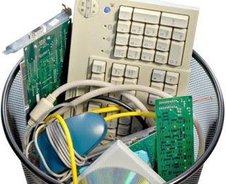 Produtos eletrônicos que em breve estarão no lixo