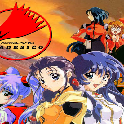 Nadesico Audio Latino 26/26 +OVA+ Pelicula MEGA