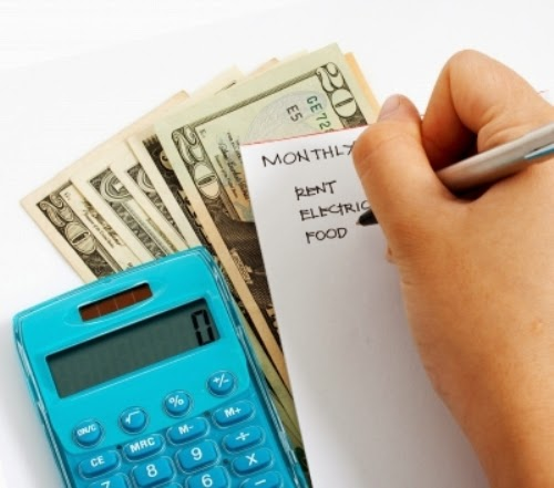 Have you lot constitute yourself without cash for nutrient as well as or nine Simple Budgeting Tips To Stay Out Of Debt