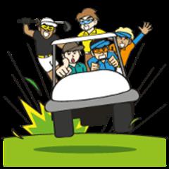 Golf Guys - On Tour