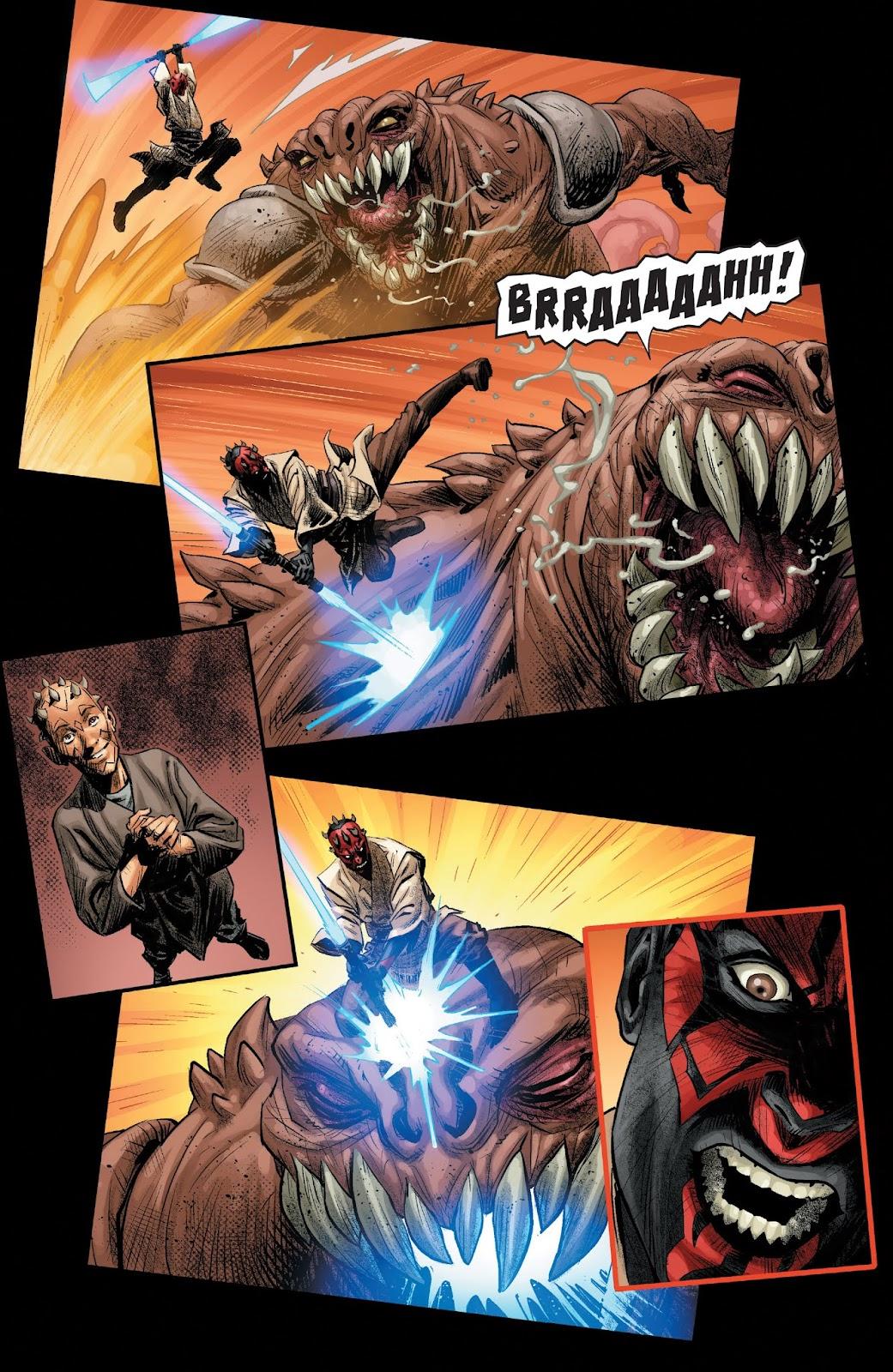 Read online Star Wars: Age of Republic - Darth Maul comic -  Issue # Full - 17