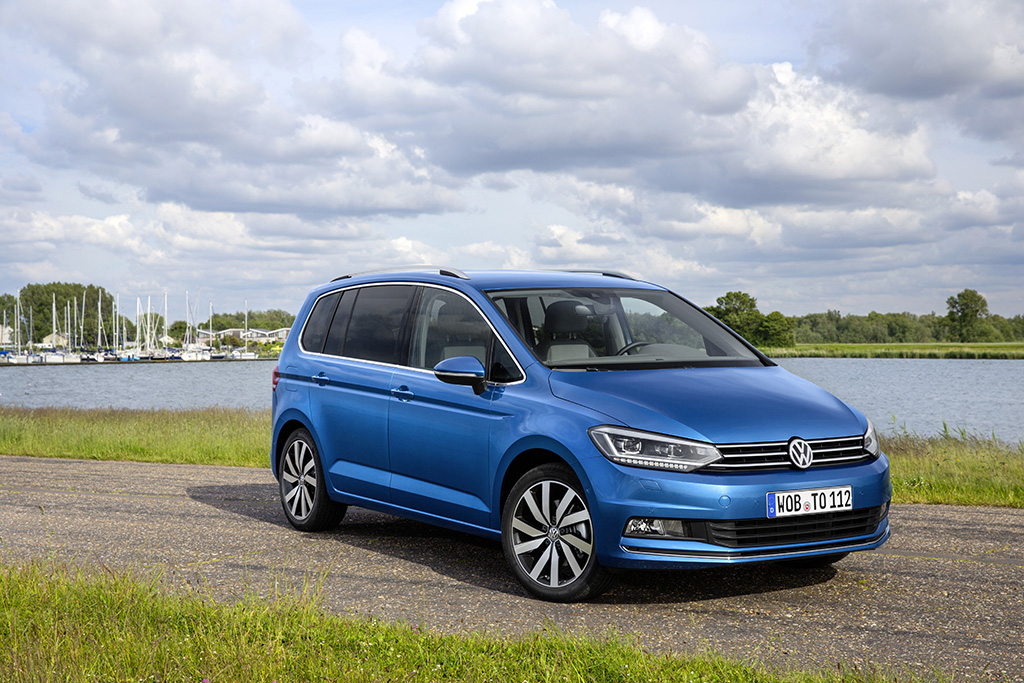Το Volkswagen Touran κατέκτησε την πρώτη θέση το 2016,  ανάμεσα σε όλες τις MPV κατηγορίες