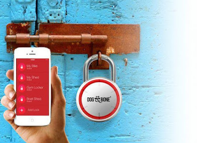 Locksmart Bluetooth Padlock
