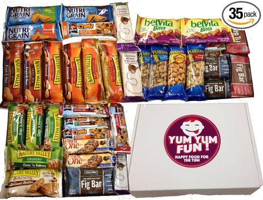 Por Product Reviews by Amy: Yum Yum Fun Healthy Bars Snack Box ... on amazon fire pits, amazon lamps, amazon wall art, amazon home, amazon hammocks,