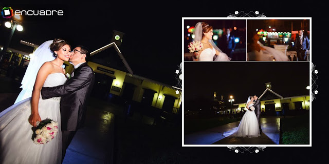 foto album boda