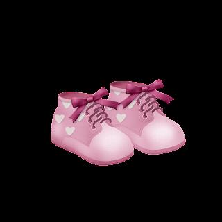 Baby Girl Things Clip Art.