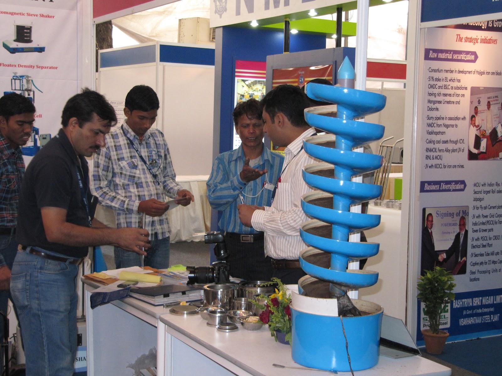 MEI Blog: XXVI International Mineral Processing Congress Conference