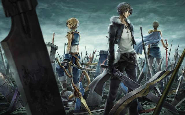 Final Fantasy Xv Characters Video Game 4k Hd Desktop: Wallpaper, Avatars + More