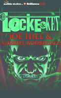 Locke & Key by Joe Hill & Gabriel Rodriguez, read by Haley Joel Osment