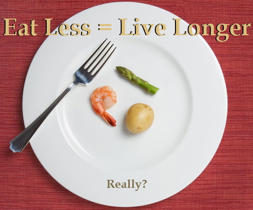 eating less prolong life