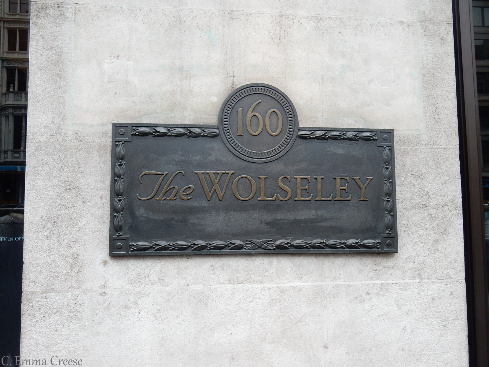Luxury brunching in style at The Wolseley Adventures of a London Kiwi