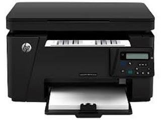 Image HP LaserJet Pro MFP M125rnw Printer