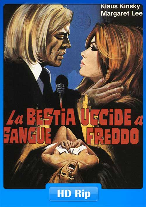 Cold Blooded Beast 1971 BRRip 284MB 480p x264 300MB Movie Poster