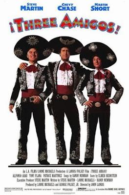 Tres Amigos – DVDRIP LATINO