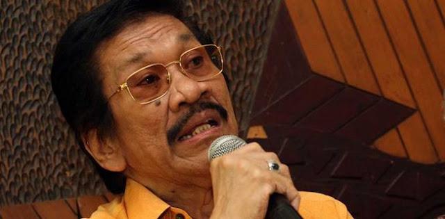 Zainal Bintang: Golkar Bersih Harga Mati