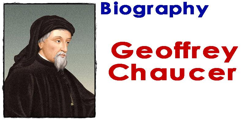 Geoffrey Chaucer   Geoffrey Chaucer Biography in Urdu  English Literature Writers  eCarePK.com