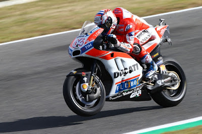Hasil Lengkap Latihan Bebas 1 MotoGP Mugello, Italia 2017