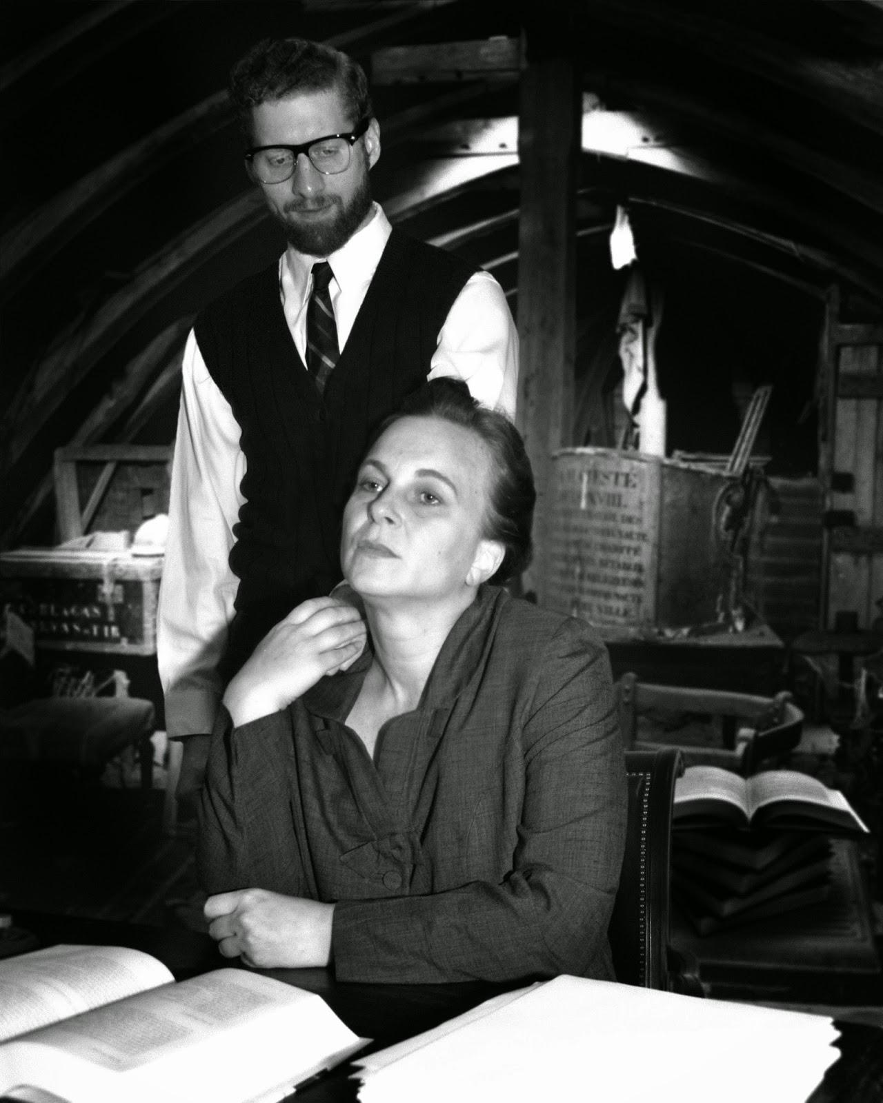 robert lowell and elizabeth bishop relationship