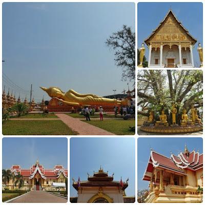 Vientiane, Laos, Pha That Luang