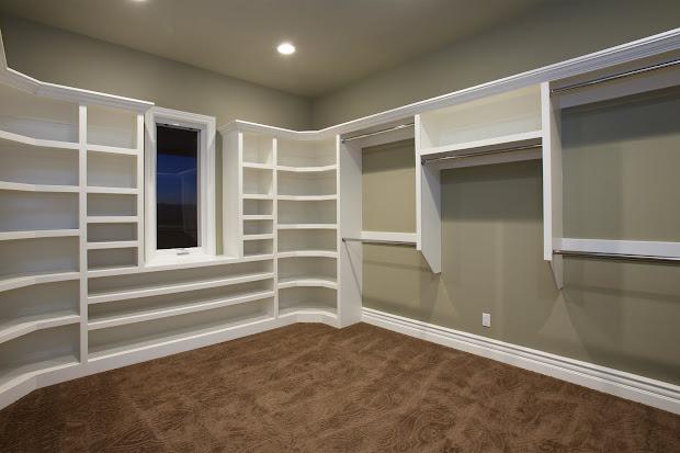 How To Build Corner Closet Shelves
