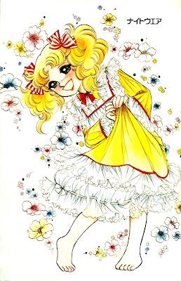 manga Candy Candy