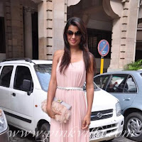 Mugdha Godse at Shyam Kishore Mishra's art event